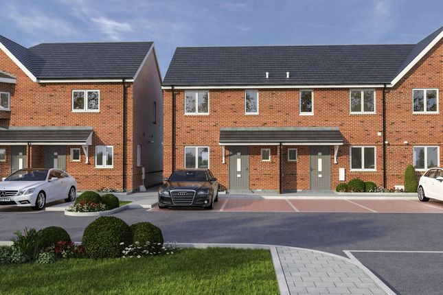 Thumbnail Semi-detached house for sale in Archers Road, Shirley, Southampton