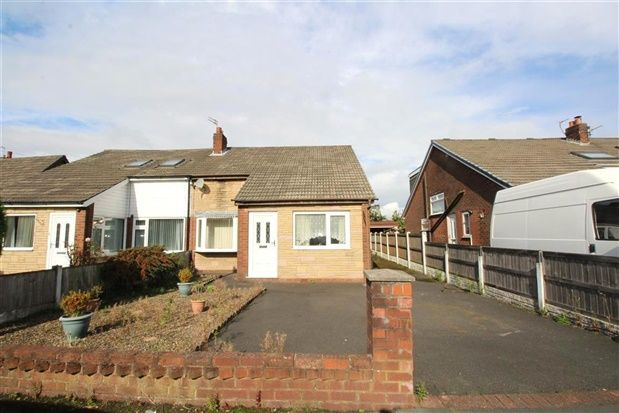 3 bed bungalow for sale in St Davids Road, Leyland