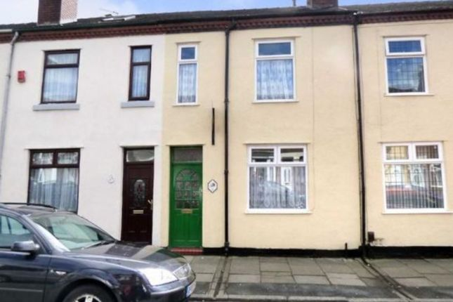 Thumbnail Terraced house to rent in Masterson Street, Stoke-On-Trent