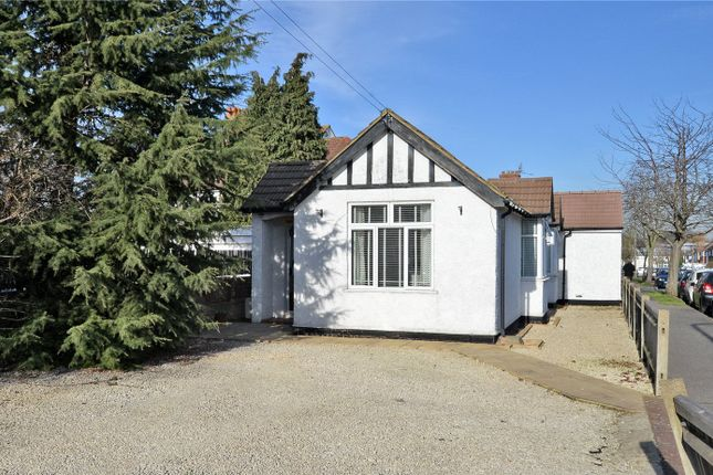 Thumbnail Detached bungalow for sale in Gander Green Lane, Cheam, Sutton