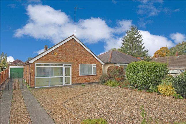 Thumbnail Bungalow to rent in Ocean Road, Leicester