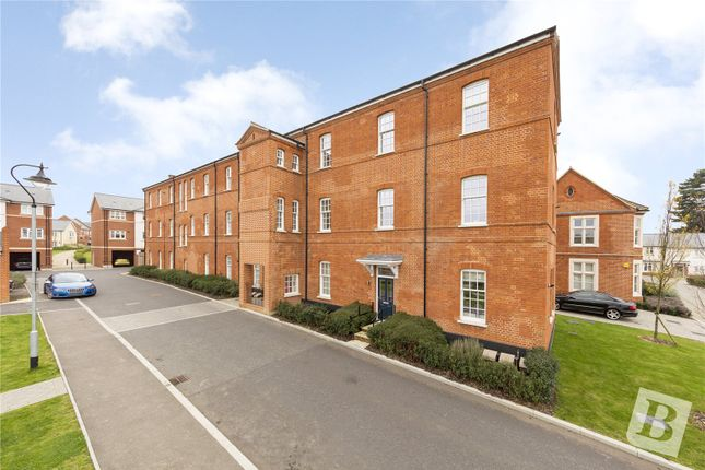 Thumbnail Flat for sale in Mary Munnion Quarter, Chelmsford, Essex