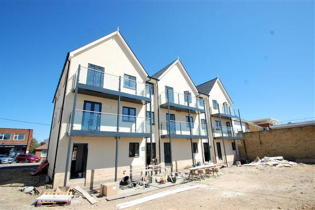 Thumbnail Flat for sale in Mynott Court, Church Road, Tiptree, Colchester
