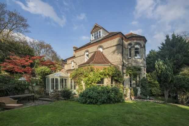 Thumbnail Semi-detached house for sale in Well Road, Hampstead, London