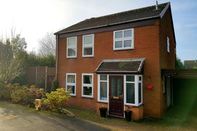 Thumbnail Detached house to rent in Quail Park Drive, Kidderminster
