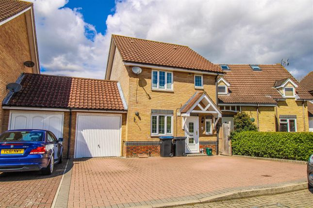 Thumbnail Link-detached house for sale in Ashworth Place, Church Langley, Harlow