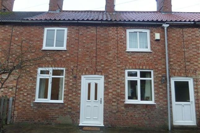 Thumbnail Terraced house to rent in Paradise Row, Horncastle, Lincolnshire