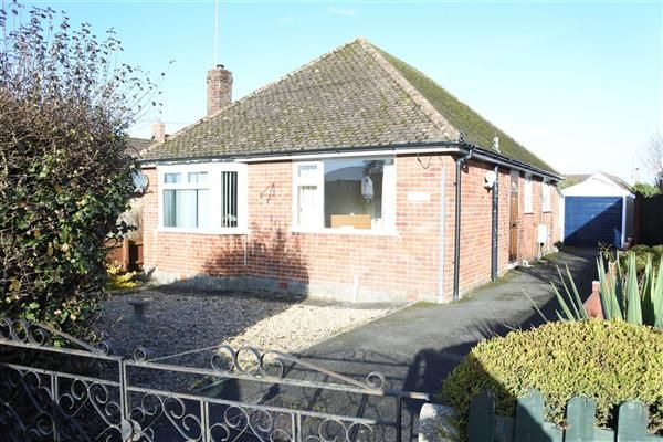 2 bed bungalow for sale in Newlands, Shaftesbury Road, Gillingham