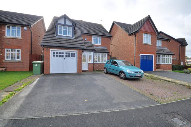 Thumbnail Detached house for sale in Epsom Road, Moreton, Wirral