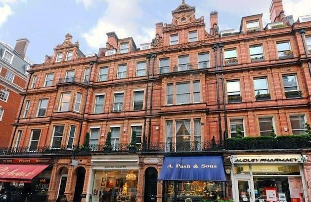 Thumbnail Terraced house for sale in South Audley Street, Mayfair London