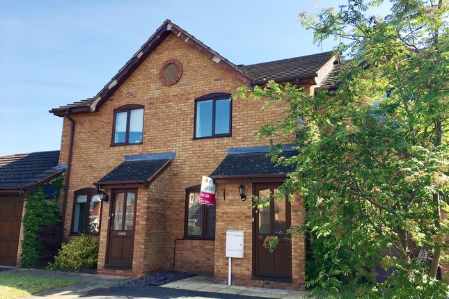 Thumbnail Terraced house for sale in Meadowcroft, Hagley, Stourbridge