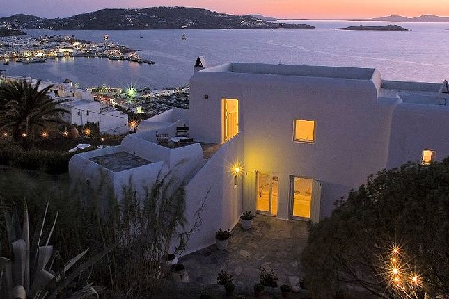 Thumbnail Villa for sale in Sunset Villa, Mykonos, Cyclade Islands, South Aegean, Greece