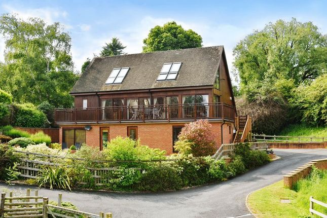 Thumbnail Detached house for sale in River Meadows, Hereford
