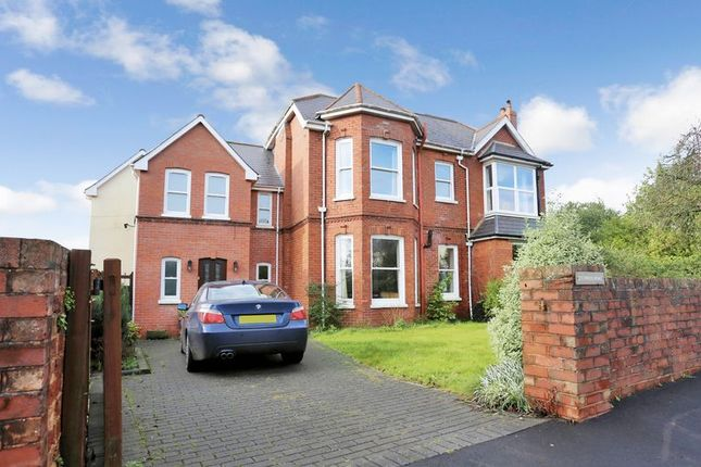 Thumbnail Semi-detached house for sale in Cyprus Road, Exmouth