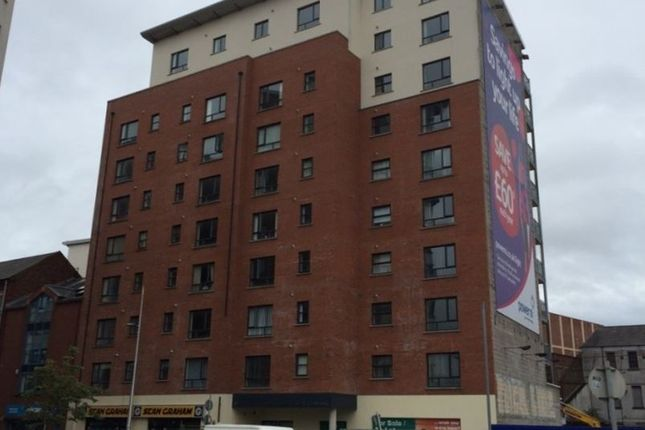 Thumbnail Land for sale in College Court And King Street, Belfast