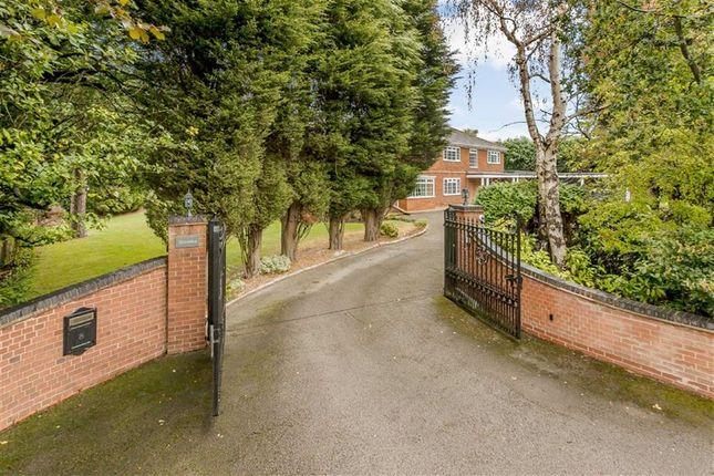 Thumbnail Detached house for sale in Roman Lane, Little Aston Park, Sutton Coldfield