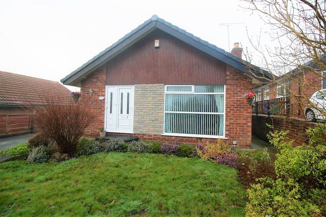 Thumbnail Bungalow for sale in Myrtle Bank, Prestwich, Manchester