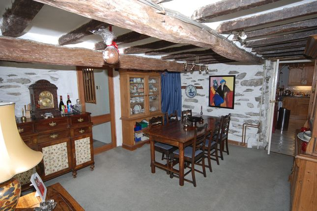 Dining Room of Low Ghyll, Kirkby In Furness, Cumbria LA17