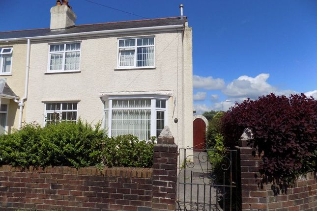 Thumbnail Property to rent in Glen Road, Neath
