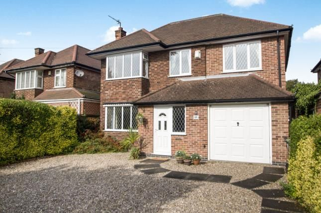 Thumbnail Detached house for sale in Stapleford Lane, Toton, Nottingham