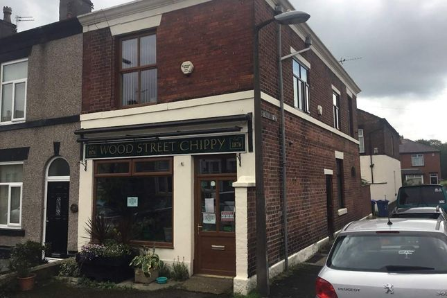 Thumbnail Restaurant/cafe for sale in Wood Street, Bury