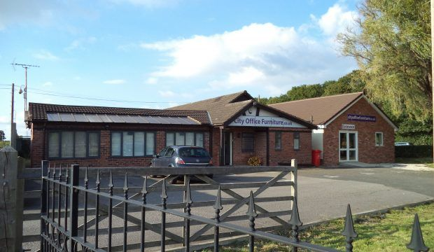 Office to let in Marcher Court, Bank Farm, Sealand Road, Chester