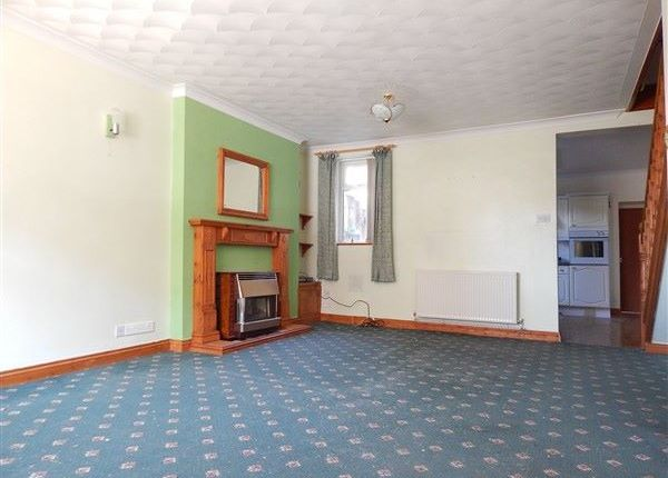 Thumbnail End terrace house for sale in Bishop Street, Abertillery