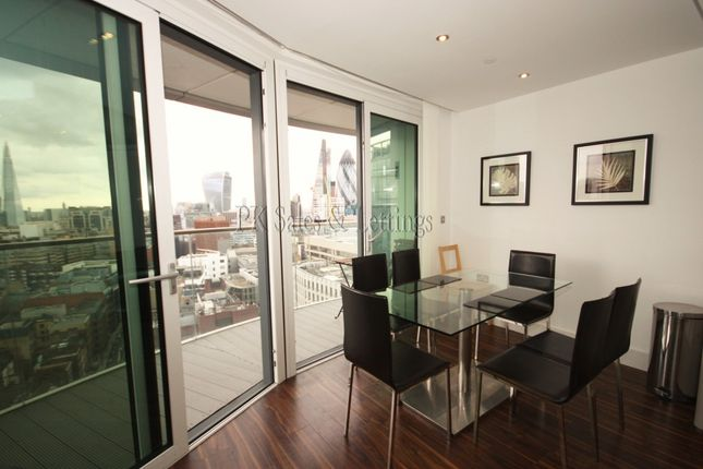 Thumbnail Flat to rent in Altitude Tower, Aldgate, London