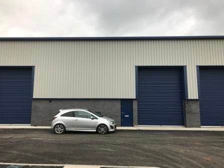 Thumbnail Light industrial for sale in Lincoln Way, Clitheroe, Lancashire