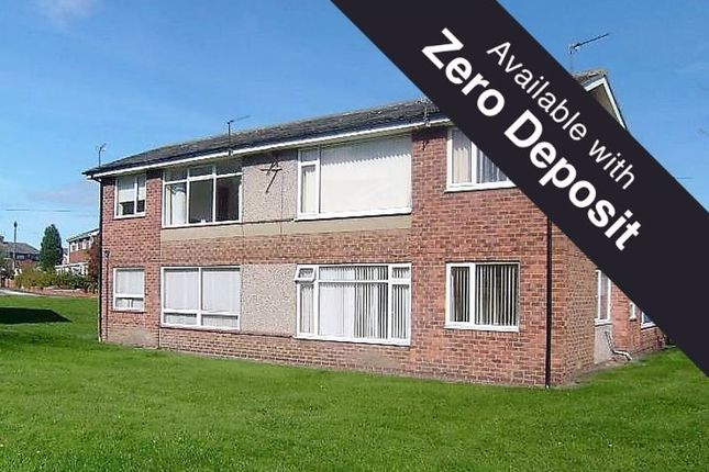 1 bed flat to rent in Woodhorn Drive, Choppington NE62