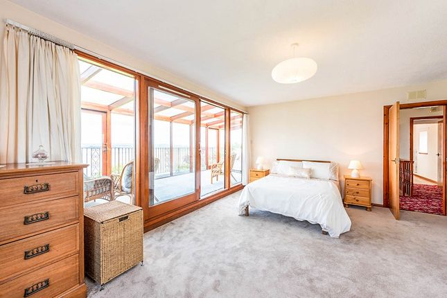 Master Bedroom of Lilac Cottage, Rossie Braes, Montrose, Angus DD10