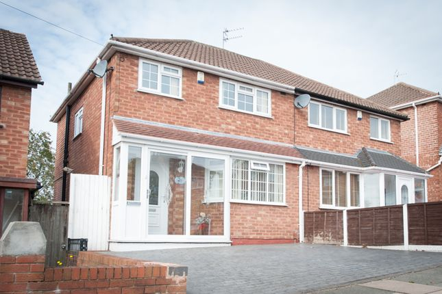 3 bed semi-detached house for sale in Thorncliffe Road, Great Barr, Birmingham