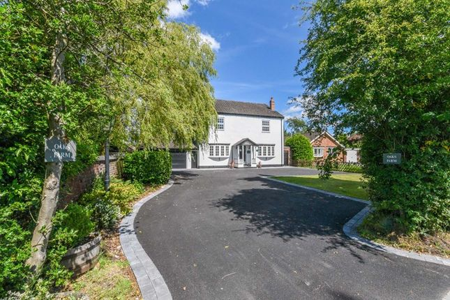 6 bed detached house for sale in Middle Lane, Wythall, Birmingham