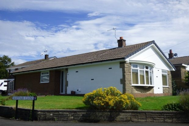 Thumbnail Bungalow to rent in Mayfair Close, Helmshore, Rossendale