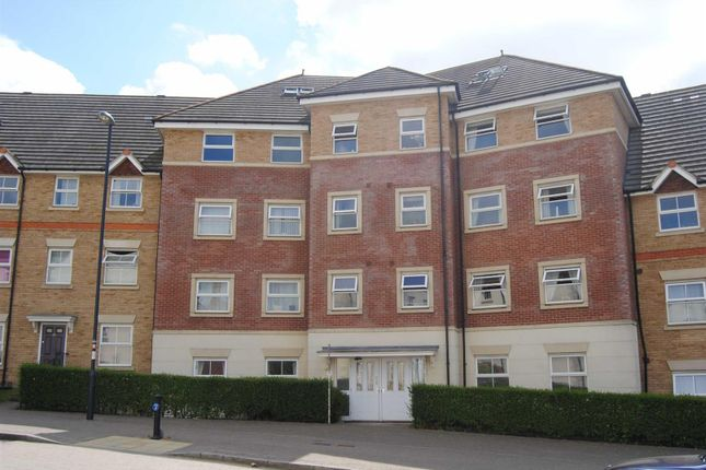 Thumbnail Flat for sale in Marbeck Close, Redhouse, Swindon