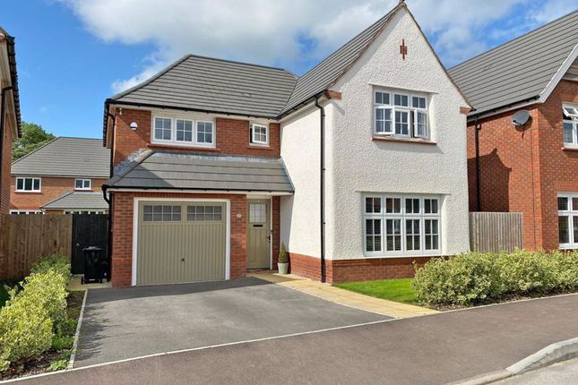 Thumbnail Detached house for sale in Stunning Family House, Old Park Road, Bassaleg
