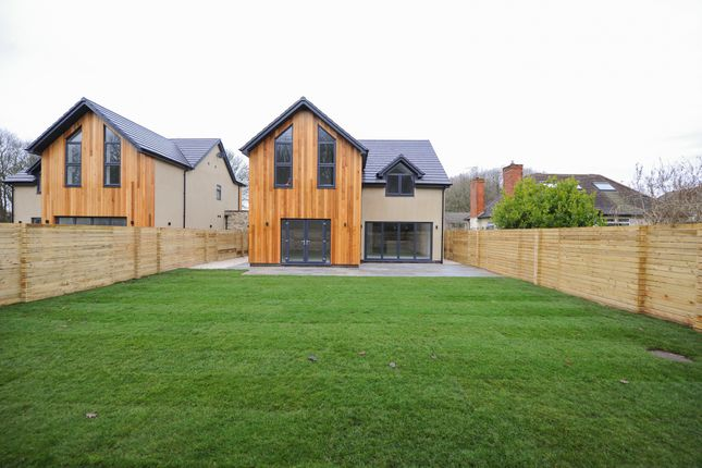 Thumbnail Detached house for sale in Plot 1, Far Wood View, Ashover Road, Old Tupton