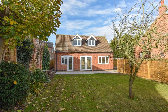 Thumbnail Detached bungalow for sale in Main Street, Fiskerton, Southwell