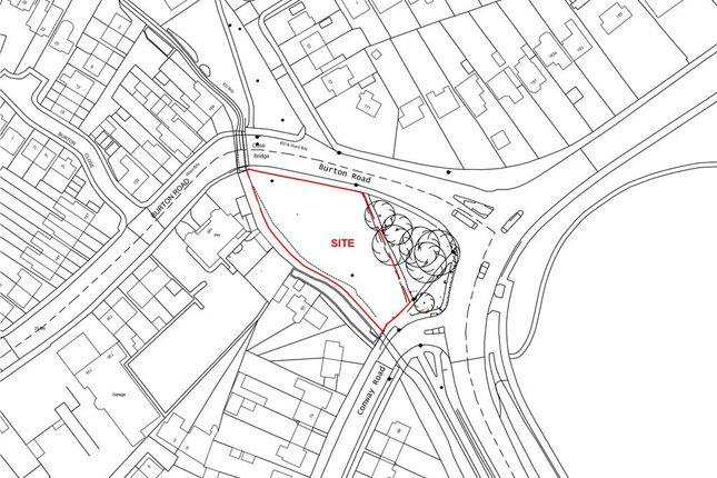 Thumbnail Land for sale in Land At Burton Road, Gedling, Nottingham, Nottinghamshire