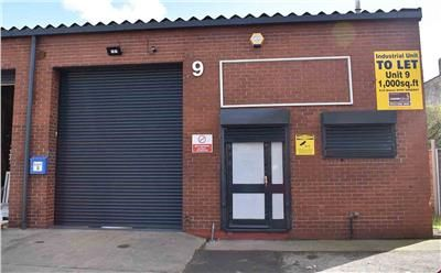 Thumbnail Light industrial to let in Unit 5, Cross Green Lane Industrial Estate, Cross Green Lane, Leeds, West Yorkshire