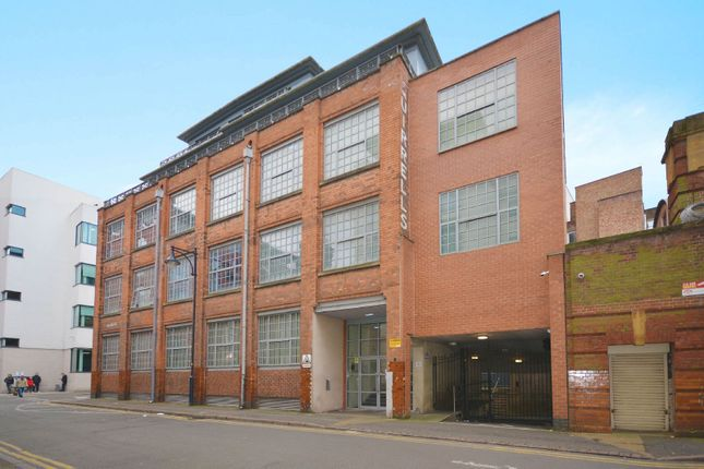 Thumbnail Flat for sale in The Squirrel Buildings, City Centre, Leicester
