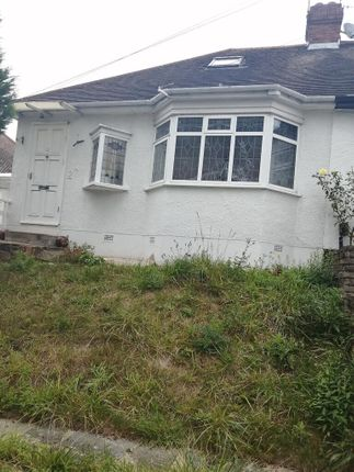 Thumbnail Bungalow for sale in Yardley Lane, Chingford, London.