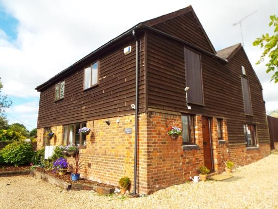 Thumbnail Barn conversion for sale in Maidstone Road, Nettlestead, Maidstone, Kent