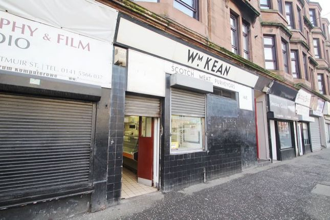 Commercial property for sale in 146-148, Westmuir Street, Glasgow G315Bw
