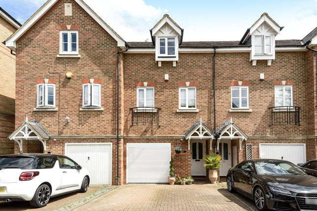Thumbnail Town house for sale in Bushey, Hertfordshire