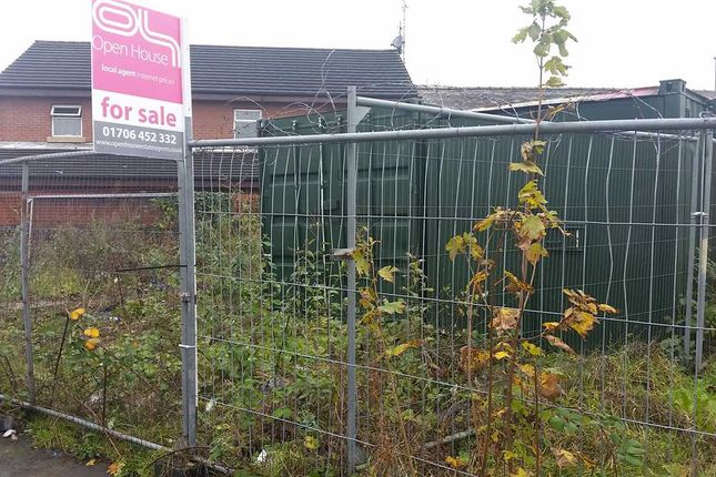 Thumbnail Land for sale in Back Drake Street, Rochdale