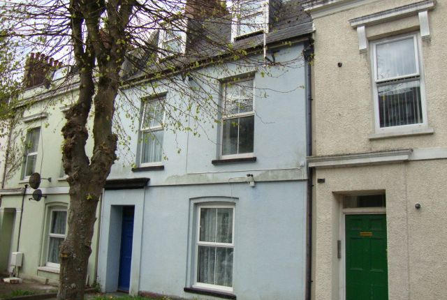Thumbnail Detached house to rent in Victoria Place, Stoke, Plymouth