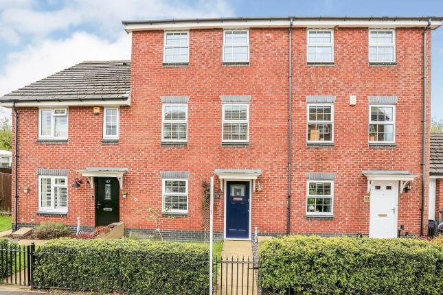 Thumbnail Terraced house for sale in The Avenue, Harrogate, North Yorkshire, .