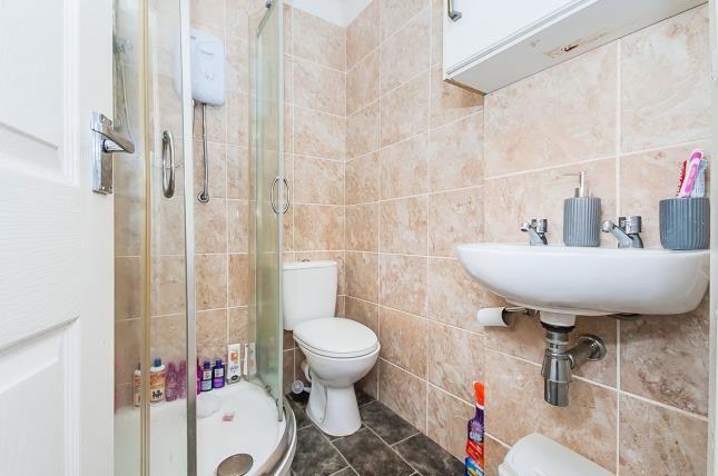 Bathroom of Scarborough Avenue, Skegness, Lincolnshire, England PE25