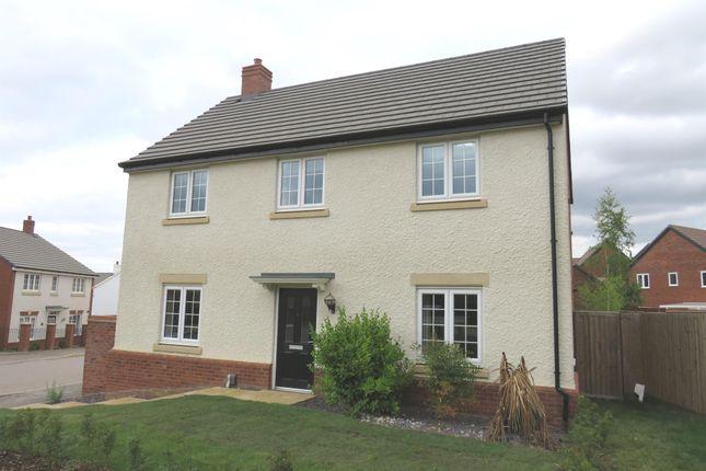 Thumbnail Detached house for sale in Laverton Road, Hamilton, Leicester